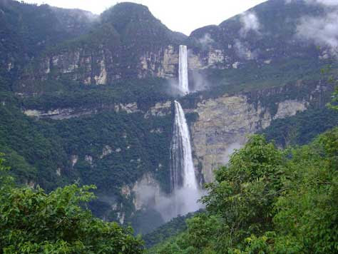 Catarata Gocta