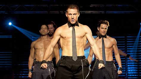 Magic Mike, escena