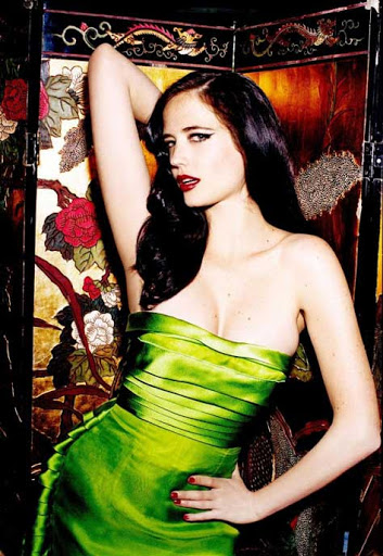 Eva Green, seductora