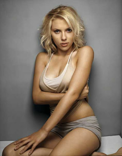 Scarlett Johansson sexual