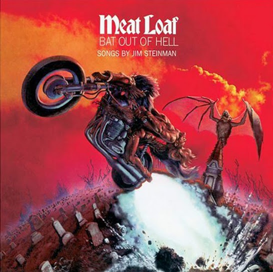 Bat Out of Hell de Meat Loaf