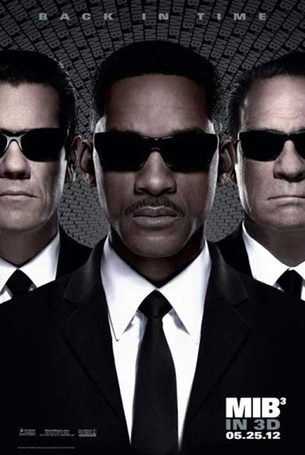 Men in Black 3, cartel