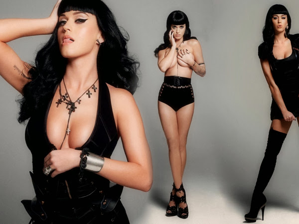 Katy Perry, seductora