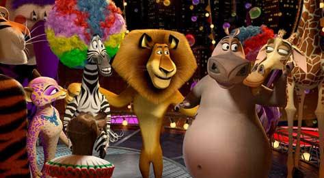 Madagascar 3 De Marcha Por Europa Top 10 Listas