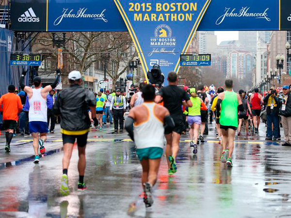 Maratón BAA de Boston