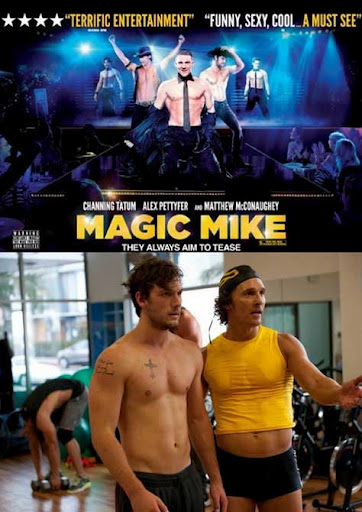 Magic Mike, cartel