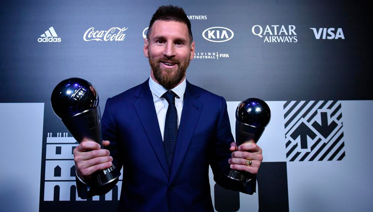 Leo Messi The Best 2019