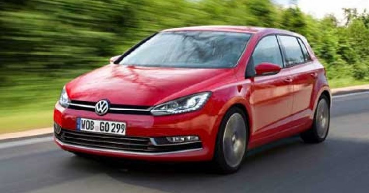 Top 10 fotos del Volkswagen Golf