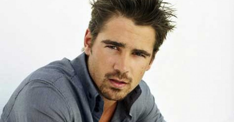 Top 10 fotos de Colin Farrell