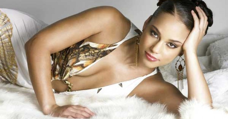 Top 10 videos musicales de Alicia Keys